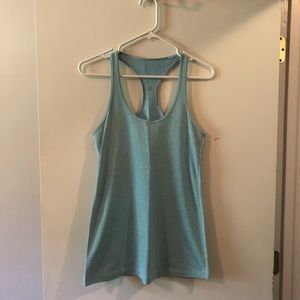 Lululemon fitted tank, size 12